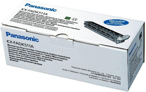 Фотобарабан Panasonic KX-FADK511A7 черный (black) 10000стр для Panasonic KX-MC6020RU