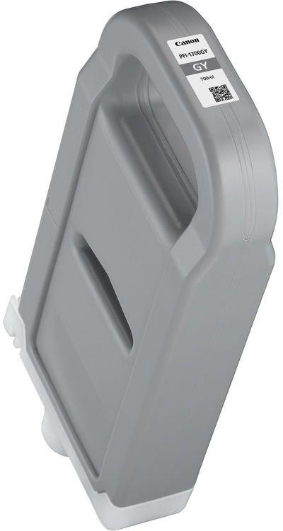 Картридж Canon PFI-1700 для Canon imagePROGRAF Pro-2000 Pro-4000 Pro-4000S Pro-6000S серый 0781C001 цена