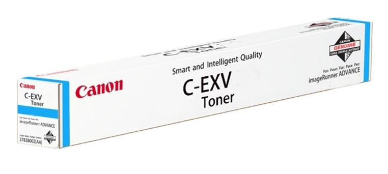 Картинка для Картридж Canon C-EXV 51L для Canon iR Advance C5535i/5540i/5550i/5560i голубой 0485C002