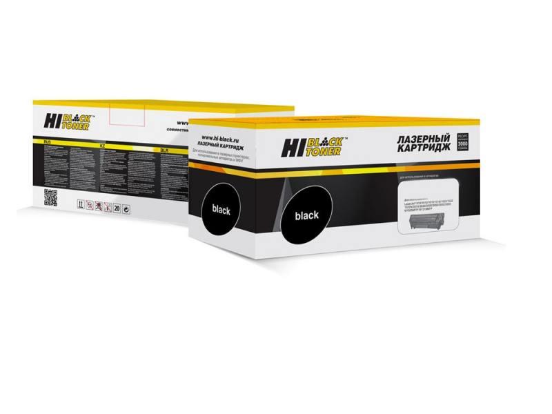 Картридж Hi-Black Q7516A для HP LaserJet 5200/5200n/5200tn/5200dtn черный 12000стр
