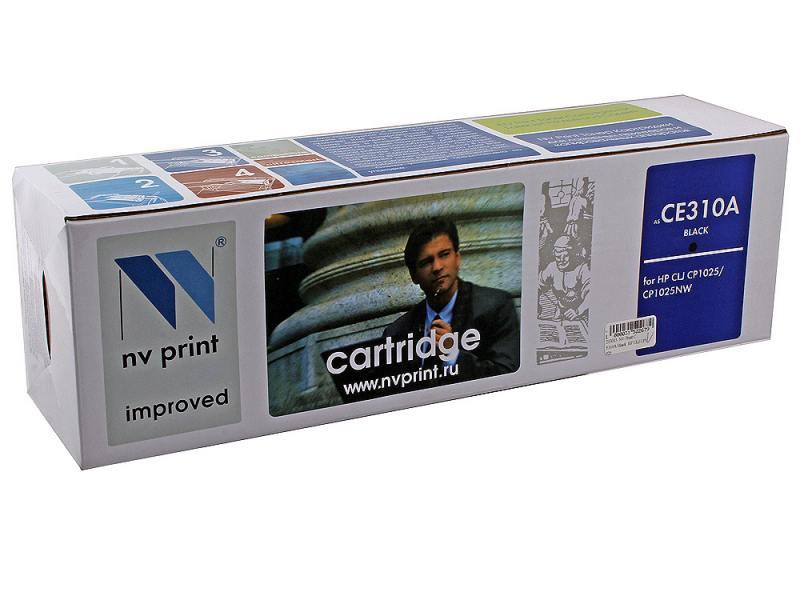 Картридж NV-Print CE310A Black для HP CLJ CP1025