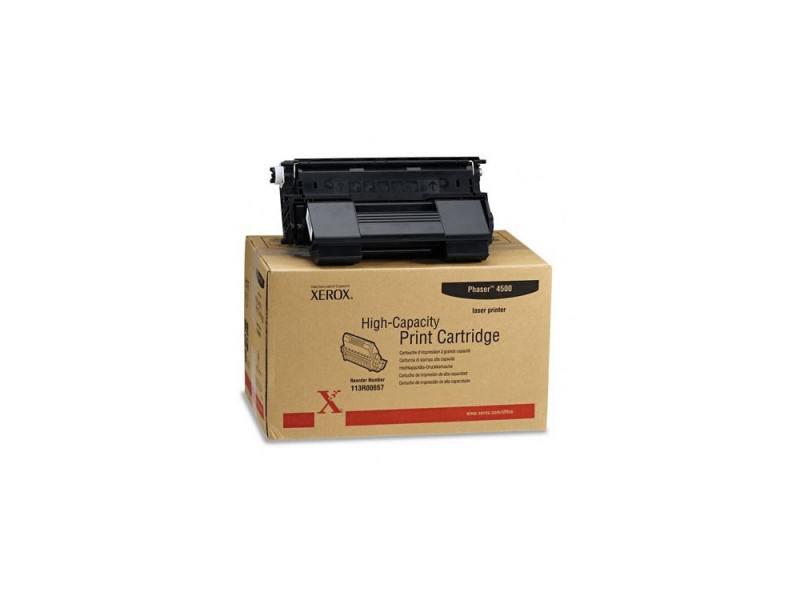Тонер-Картридж Xerox 113R00657 для Phaser 4500 черный 18000стр тонер картридж xerox 106r01526 для phaser 6700 черный 18000стр