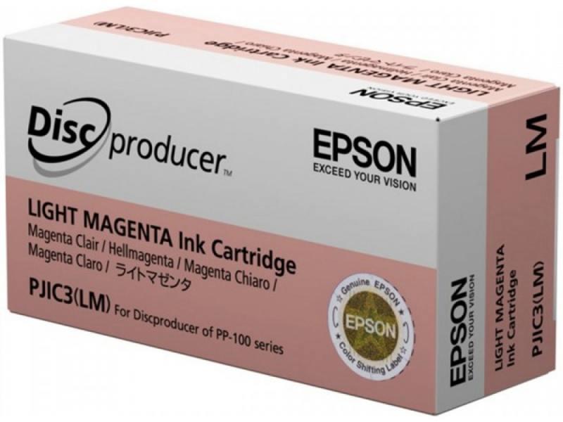 Картридж Epson C13S020449 для Epson PP-100 светло-пурпурный картридж epson c13s020449 для epson pp 100 светло пурпурный
