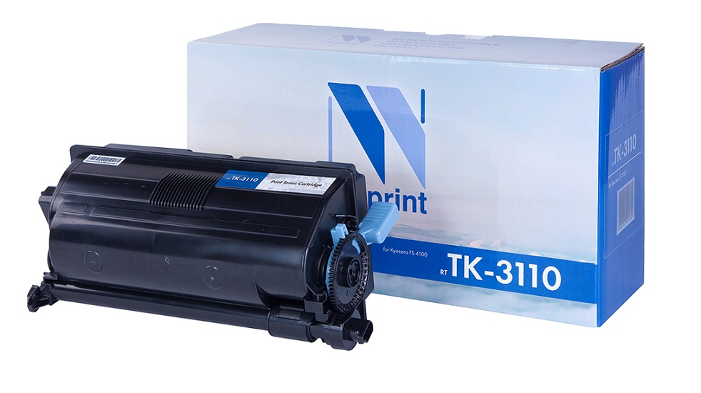 Картридж NV-Print TK-3110 черный (black) 15500 стр. для Kyocera FS-4100DN nokia 3110 classic