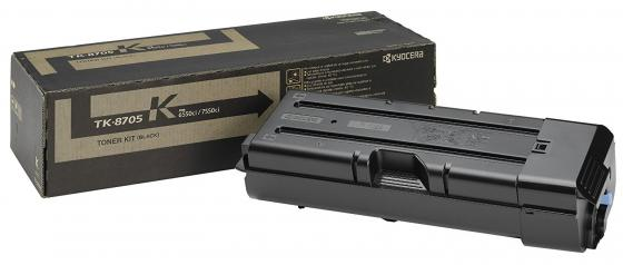 Картридж Kyocera TK-8705K для Kyocera TASKalfa 6550ci/7550ci черный 70000стр недорго, оригинальная цена