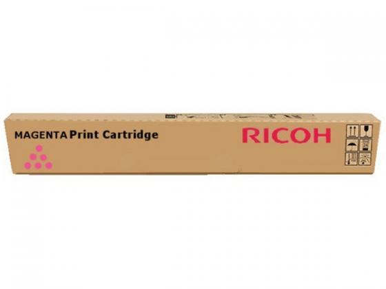 Тонер-картридж Ricoh MPC3501E/MPC3300E для Ricoh Aficio MPC3001/C3501/MPC2800/C3300 пурпурный 16000с tprhm mp4000 premium laser copier toner powder for ricoh aficio mp5002sp for gestetner dsm735e dsm745e 1kg bag free fedex