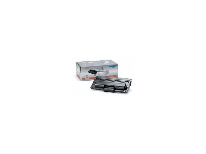 Картридж Xerox 109R00747 для Phaser 3150 черный 5000стр картридж profiline pl 106r00687 для xerox phaser 3450 3450d 3450d 5000стр