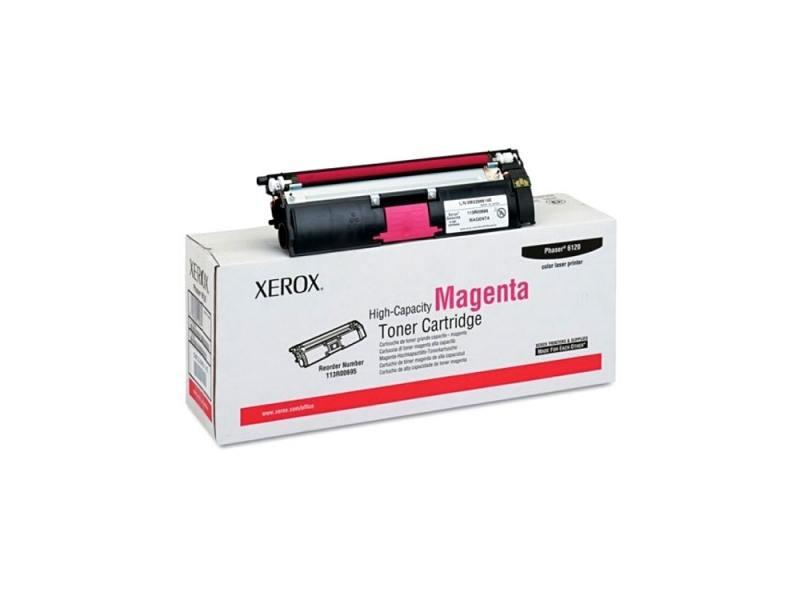 Картридж Xerox 113R00695 для Phaser 6120 пурпурный 4500стр картридж profiline pl 113r00693 cyan для xerox phaser 6120 6120n 6115mfpd 6115mfpn 4500стр
