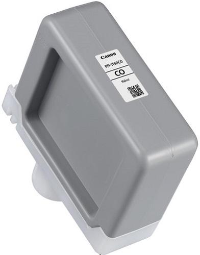 Картридж Canon PFI-1100 CO прозрачный (chroma optimizer) 160 мл для Canon imagePROGRAF PRO-2000/4000/4000S/6000S цена