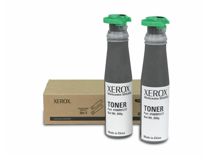 Картридж Xerox 106R01277 для WC 5016/5020 черный картридж xerox 106r01277