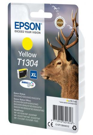 Картридж Epson C13T13044012 для Epson SX525WD/SX535WD/B42WD/BX320FW/BX625FWD/BX635FWD/WF-7015/7515/7 картридж epson t009402 для epson st photo 900 1270 1290 color 2 pack