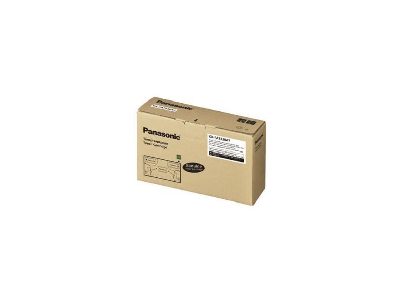 Картридж Panasonic KX-FAT430A7 для KX MB2230 2270 2510 2540 черный 3000стр блок расширения panasonic kx ns520ru
