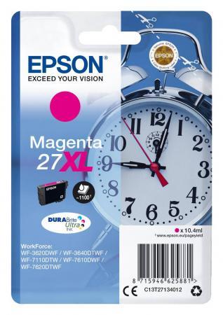 Картридж Epson C13T27134022 для Epson WF7110/7610/7620 пурпурный 1100стр