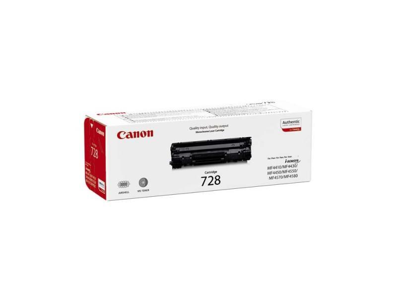 картридж canon 728 Картридж Canon 728 для MF4580/4570/4550/4450/4430/4410 черный