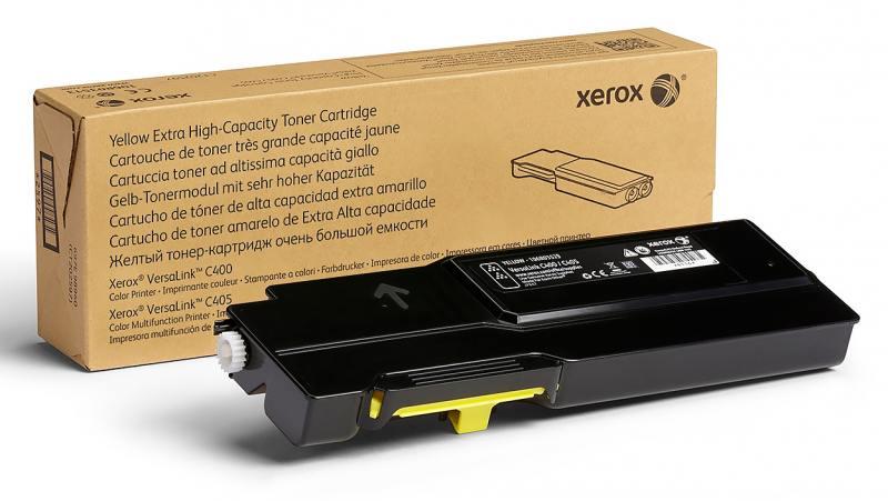 купить Картридж Xerox 106R03521 для VersaLink C400/C405 желтый 4800стр по цене 9790 рублей