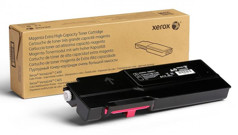 Картридж Xerox 106R03523 для VersaLink C400/C405 пурпурный 4800стр картридж xerox 106r03535 пурпурный magenta 8000 стр для xerox versalink c400 405