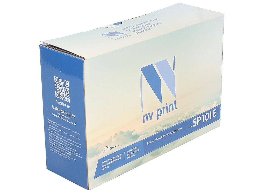 Картридж NV-Print совместимый Ricoh Aficio SP101E для SP-100/100SF/100SU (2000k) картридж nv print nv sp201e черный black 1000 стр для ricoh sp 220nw 220snw 220sfnw