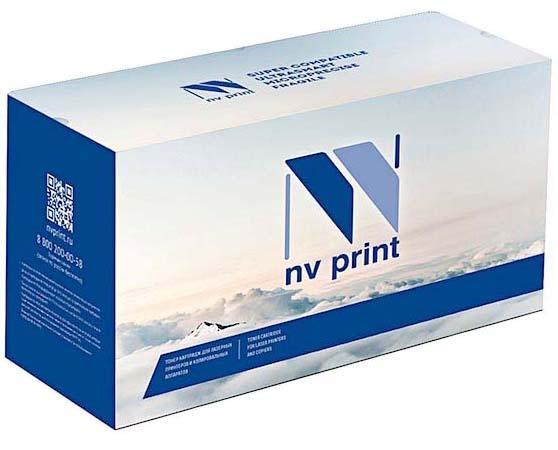Картридж NV-Print CF233A для HP LaserJet Ultra M134a/M134fn/M106w черный 2300стр картридж nv print ce255a для hp lj p3015