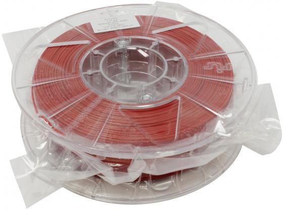 Пластик для принтера 3D Cactus PLA d1.75мм 0.75кг CS-3D-PLA-750-RED стоимость
