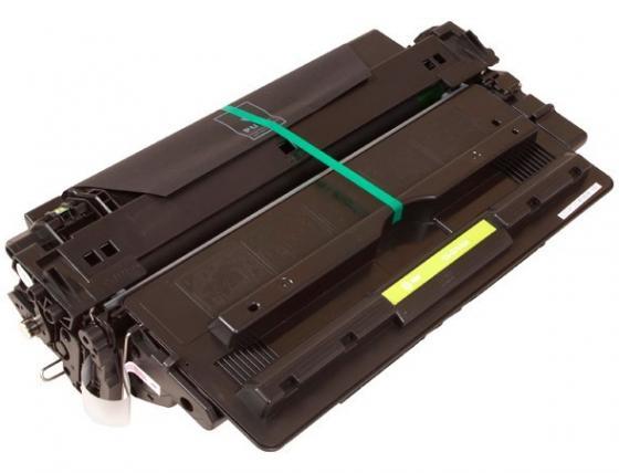 Картридж Cactus CS-Q7516AV для HP LJ 5200/5200N/5200L/5200TN/5200DTN черный 12000стр картридж cactus cs q7516ar для hp lj 5200 5200n 5200l черный 12000стр