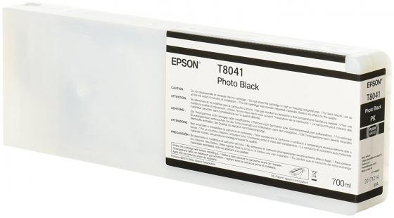 Картридж Epson C13T804100 для Epson CS-P6000 фото черный original cc03main mainboard main board for epson l455 l550 l551 l555 l558 wf 2520 wf 2530 printer formatter
