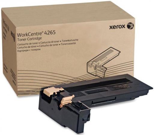 Картридж Xerox 106R02735 для WC4265 черный 25000стр картридж xerox 106r03508 черный