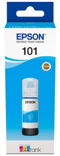 Картридж Epson Original T03V24A Cyan (голубой) 70 мл для Epson L4150/4160/6160/6170/6190 original cc03main mainboard main board for epson l455 l550 l551 l555 l558 wf 2520 wf 2530 printer formatter