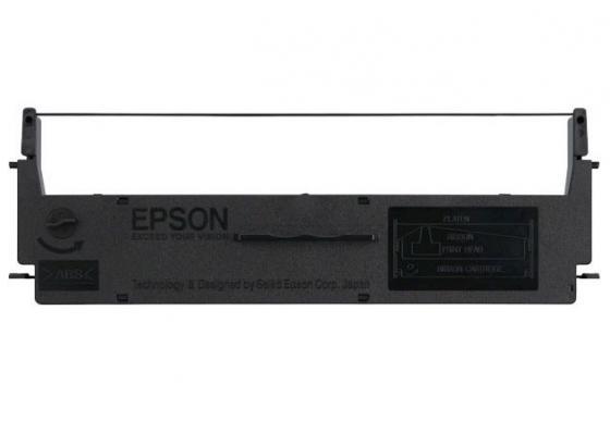 Картридж Epson C13S015624BA для Epson LQ-50 черный принтер epson epson lq 615kii lq 615k версия для печати 82