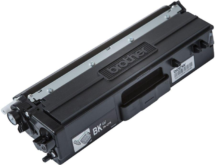 Тонер-картридж Brother TN421BK черный 3000стр для Brother HL-L8260/8360/DCP-L4810/MFC-L8690/8900 brother lc1220y yellow картридж для brother dcp j525w mfc j430w mfc j825dw