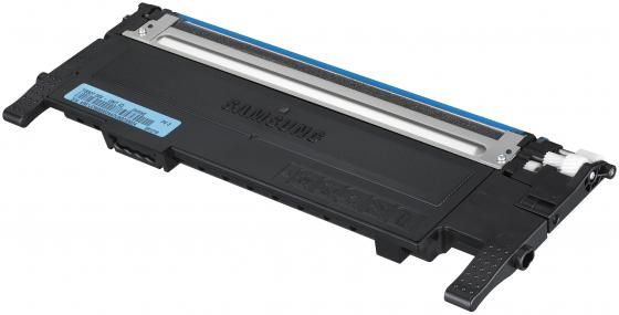 Картридж Samsung ST998A CLT-C407S голубой (cyan) 1000стр. для Samsung CLP-320/325 / CLX-3185 картридж для принтера samsung clt c504s cyan