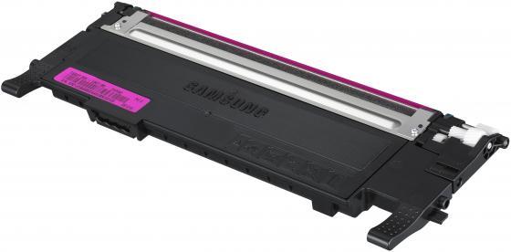 Картридж Samsung ST998A CLT-C407S пурпурный (magenta) 1000стр. для Samsung CLP-320/325 / CLX-3185 картридж clt c407s see