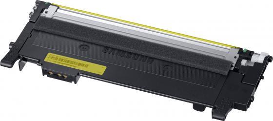Картридж Samsung (HP) SU452A CLT-Y404S желтый (yellow) 1000 стр. для Samsung Xpress SL-C480/430 мфу samsung xpress c480