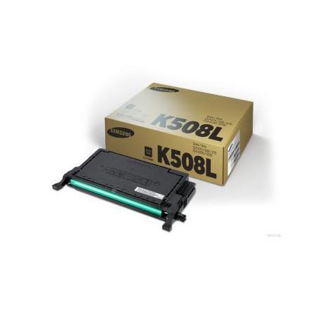 Картридж Samsung SU191A CLT-K508L для Samsung CLP-620/670/CLX-6220 черный 5000стр