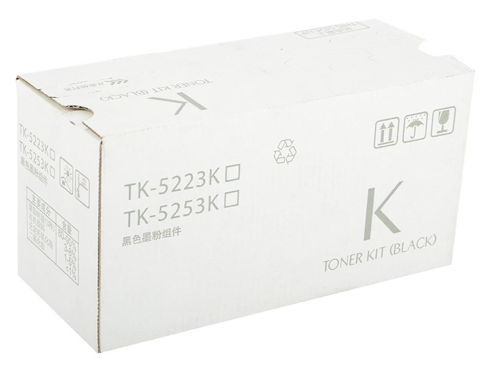 Тонер-картридж EasyPrint LK-5230K черный (black) 2600 стр. для Kyocera ECOSYS M5521cdn/M5521cdw/P5021cdn/P5021cdw цена