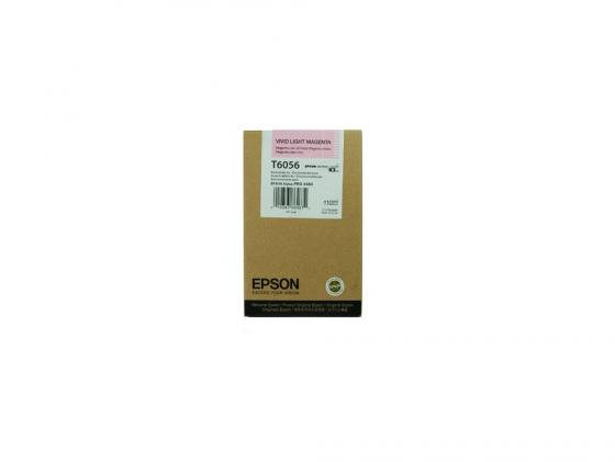 Картридж Epson C13T605600 для Epson Stylus Pro 4880 светло-пурпурный original cc03main mainboard main board for epson l455 l550 l551 l555 l558 wf 2520 wf 2530 printer formatter
