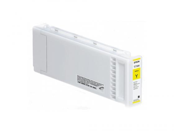 Картридж Epson C13T714400 T714400 для Epson SC-S70610 UltraChrome GSX желтый