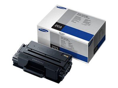 Картридж Samsung (HP) MLT-D203S для ProXpress SL-M3320/3820/4020, M3370/3870/4070. Чёрный. 3000 страниц.