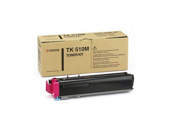 Картридж Kyocera TK-510M для FS C5020N 5025N 5030N пурпурный 8000стр