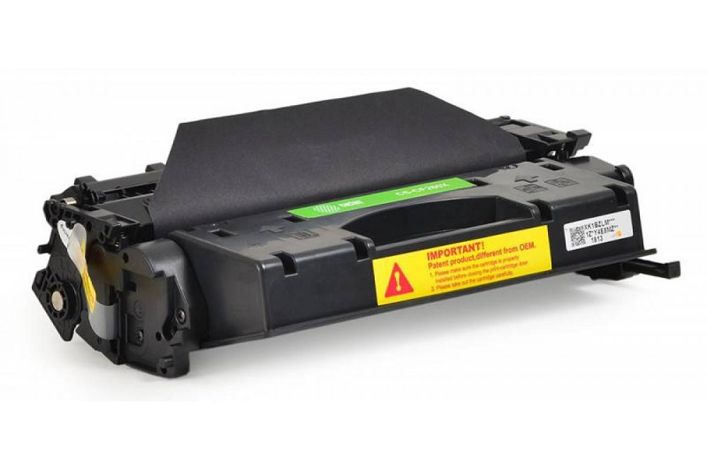 цена на Картридж Cactus CS-CF280XS черный (black) 6900стр. для HP LaserJet Pro 400/M401/M425