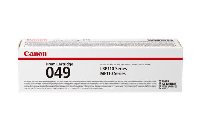 Фотобарабан Canon 049 черный (black) 12000 стр. для Canon LBP112, LBP113w, MF112, MF113w
