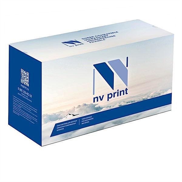 Картридж NV-Print HP Q6471A/Canon 711 голубой (cyan) 4000 стр. для HP LaserJet Color 3505/3600/3800 / Canon LBP-5300/5360 / MF-9130/9170/9220Cdn/9280Cdn hot sales 80 printhead for hp80 print head hp for designjet 1000 1000plus 1050 1055 printer