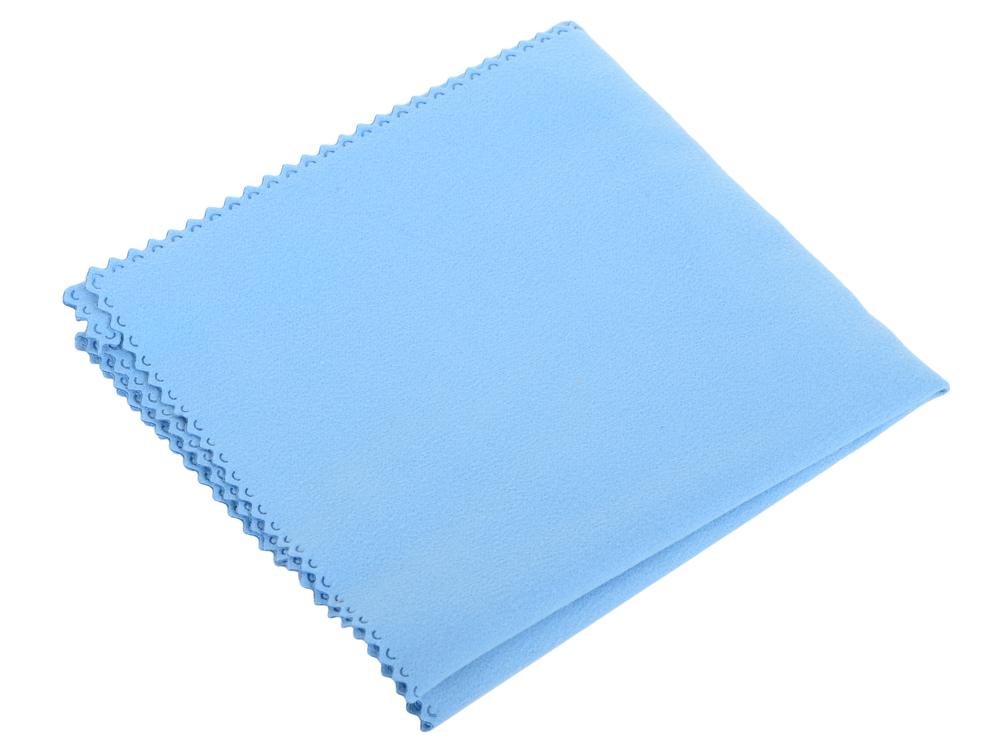 Чистящая салфетка Defender Eco 30607 20x20 см, (из микрофибры многоразовая)