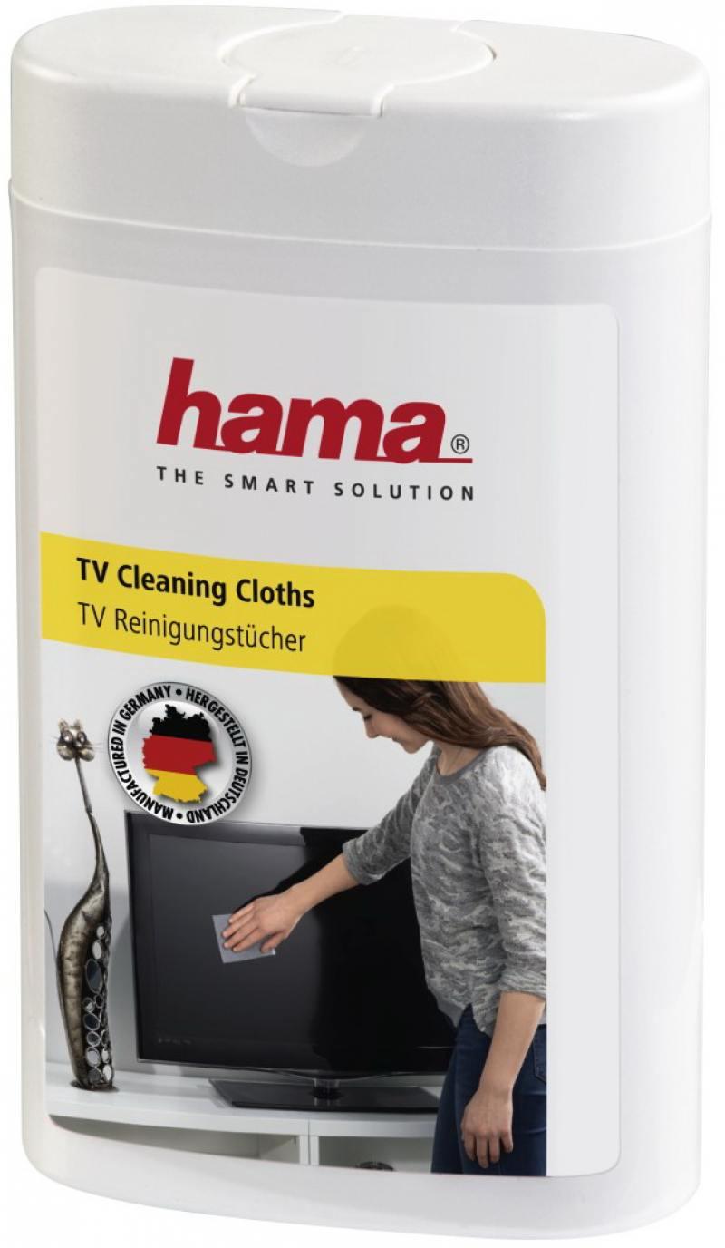 Чистящие салфетки HAMA H-49648 100 шт