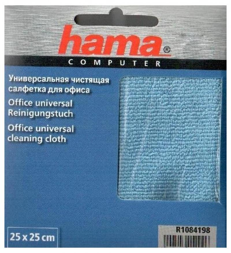 Чистящая салфетка HAMA H-R1084198 1 шт