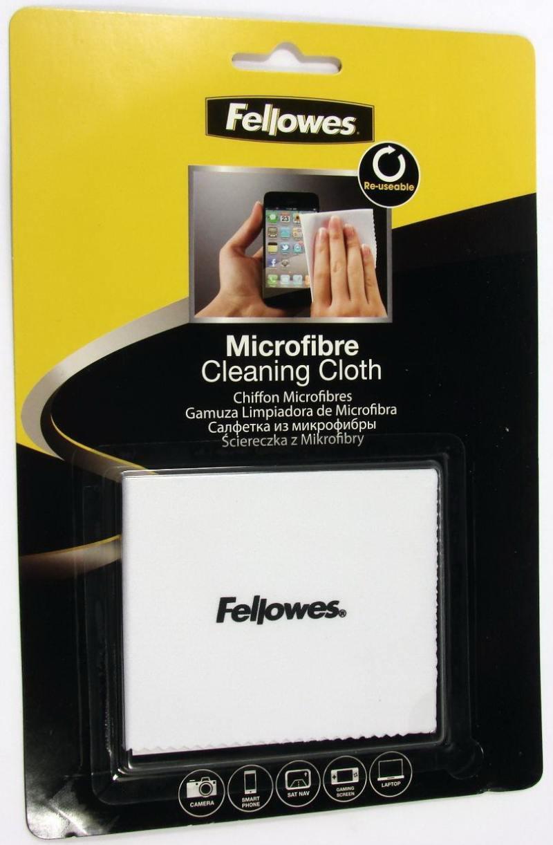 Чистящая салфетка Fellowes FS-99745 1 шт цена