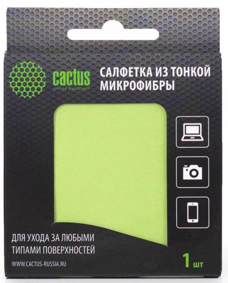 Чистящая салфетка Cactus CS-MF01 1 шт
