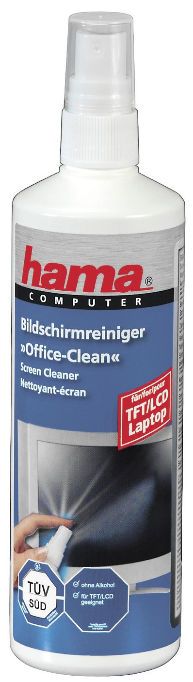 Спрей для экранов HAMA H-42215 250 мл