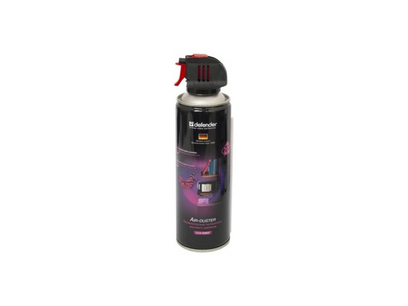 Баллон с сжатым воздухом DEFENDER CLN30802 300 мл 176183