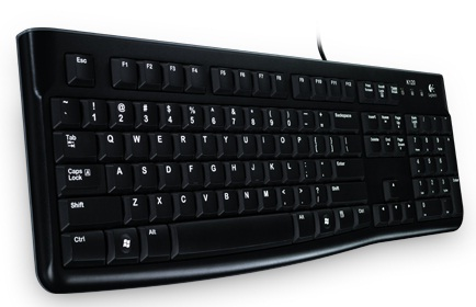 все цены на (920-002522) Клавиатура Logitech Keyboard K120 For Business Black USB онлайн