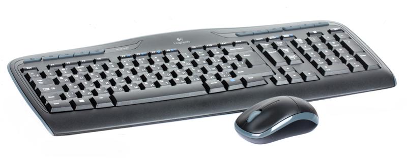 (920-003995) Клав. + Мышь Беспроводная Logitech Wireless Combo MK330
